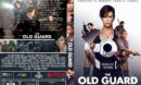 The Old Guard (2020) R1 Custom DVD Cover & Label