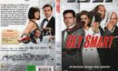 Get Smart (2008) R2 German DVD Cover & Label