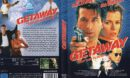 Getaway (1994) R2 german DVD Cover & label