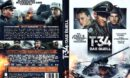 T-34 (2019) R2 German DVD Cover
