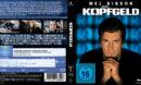 Kopfgeld (2014) German Blu-Ray Covers & Label