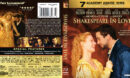 Shakespeare In Love (1998) Blu-Ray Cover