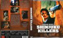Shinjuku Killers R2 German DVD Cover