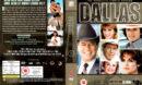DALLAS (1984-85) SEASON 8 R2 DVD COVER & LABELS