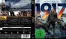 1917 (2019) R2 German Custom Blu-Ray Covers & Label