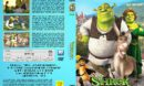 Shrek-Trilogie R2 German Custom DVD Cover