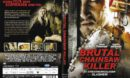 Brutal Chainsaw Killer (2007) R2 German DVD Covers & Label