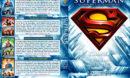 Superman Anthology Vol.1 R1 Custom DVD Cover
