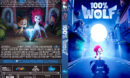 100% Wolf (2020) R0 Custom DVD Cover & Label