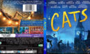 CATS (2019) CUSTOM BLURAY COVER & LABEL