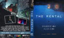 The Rental (2020) R1 Custom DVD Cover & Label