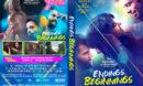 Endings, Beginnings (2020) R0 Custom DVD Cover