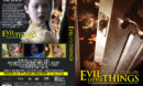 Evil Little Things (2019) R1 Custom DVD Cover