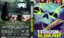 Exorcism at 60,000 Feet (2019) R0 Custom DVD Cover