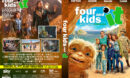 Four Kids and It (2020) R1 Custom DVD Cover