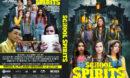 School Spirits (2019) R1 Custom DVD Cover
