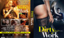 Dirty Work (2018) R0 Custom DVD Cover