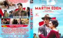 Martin Eden (2019) R0 Custom DVD Cover