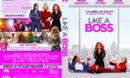 Like A Boss (2020) R0 Custom DVD Covers
