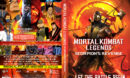 Mortal Kombat Legends: Scorpion's Revenge (2020) R0 Custom DVD Cover & Label