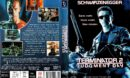 Terminator 2 Judgement Day (1991) R4 DVD Cover