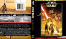 Star Wars Episode VII - The Force Awakens 2015 R1 CUSTOM 4K UHD Cover