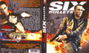 Six Bullets (2012) R2 German DVD Cover