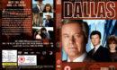 DALLAS (1988-89) SEASON 12 R2 DVD COVER & LABELS