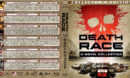 Death Race Collection (6) R1 Custom Blu-Ray Cover