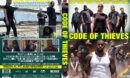 Code of Thieves (2020) R1 Custom DVD Cover