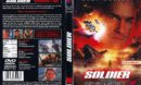 Soldier (1998) R2 German DVD Cover