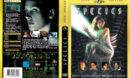 Species (1995) R2 German DVD Covers