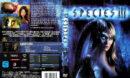 Species 3 (2005) R2 German DVD Cover