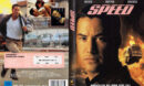 Speed (1994) R2 German DVD Cover