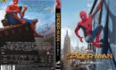 Spider-Man Homecoming (2017) R2 German DVD Cover