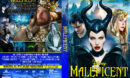 Maleficent (2014) R0 Custom DVD Cover