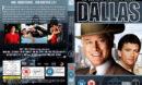 DALLAS (1989-90) SEASON 13 R2 DVD COVER & LABELS
