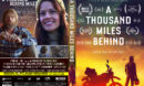 A Thousand Miles Behind (2019) R1 Custom DVD Cover