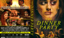 The Dinner Party (2020) R1 Custom DVD Cover