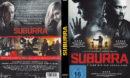 Suburra R2 German DVD Cover