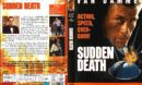 Sudden Death (1995) R2 German DVD Cover