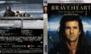 Braveheart (1995) German 4K UHD Blu-Ray Cover & Label