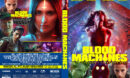 Blood Machines (2019) R1 Custom DVD Cover
