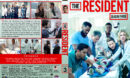 The Resident - Season 3 (2020) R1 Custom DVD Cover & Labels