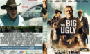 The Big Ugly (2020) R1 Custom DVD Cover & Label