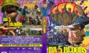 Da 5 Bloods (2020) R0 Custom DVD Cover & Label