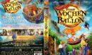 Fünf Wochen im Ballon (1962) R2 German DVD Cover