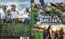 Teenage Mutant Ninja Turtles 2 (2016) R2 German DVD Covers
