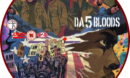 Da 5 Bloods (2020) R2 Custom DVD Label