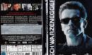 Terminator 2 (1991) R2 German DVD Covers